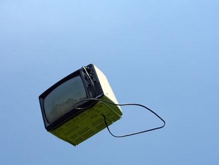 טלוויזיה מעופפת (צילום: stock_xchng)